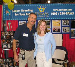 Owners of Paws Pet Resort & Spa